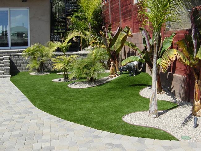 私家庭院绿化